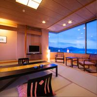◆気仙沼湾ビュー◆和室10畳【禁煙】