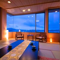 ◆気仙沼湾ビュー◆和室10畳【喫煙】