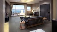 303【TSUMUGI-紡】露天風呂付和洋室/105平米