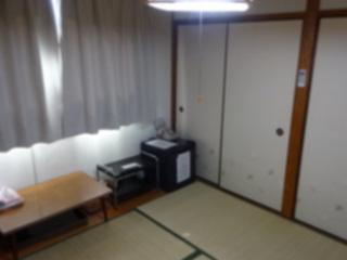 ☆【禁煙】和室の4.5畳バストイレ共同 *1〜2名様宿泊可☆