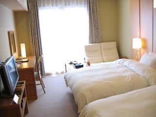 デュベスタイルベッドでリラックス奈良滞在♪洋室ツイン素泊まりプラン【カップル】におすすめ