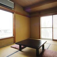 和室7,5畳海の見えるお部屋です。