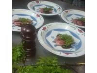 ●自慢の山菜ときのこ料理、イワナ料理(姿造りと塩焼き) 飛騨牛料理を堪能できる人気のグルメプラン●