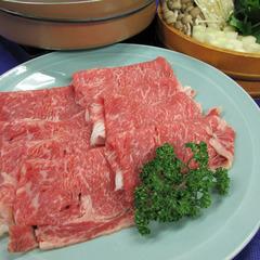 【和牛鍋会席 】良質なA4等級の黒毛和牛をお鍋で召し上がれ♪お部屋食