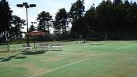 【テニス宿泊】恵那のさわやかな空気の中でとことんテニスを楽しもう!(2食付)