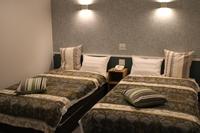2階洋室【海のみえるベッドの部屋】【禁煙】