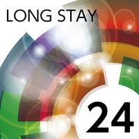 【ロングステイ】13時〜翌13時まで最大24時間滞在可能!【アパは映画もアニメも見放題】