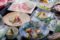 栃木DC記念★春の食材が満載の旬彩会席&にごり湯の源泉を満喫!とってもお得です。