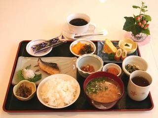 和定食♪『やっぱり朝はご飯と味噌汁』という方に♪シングル得々プラン