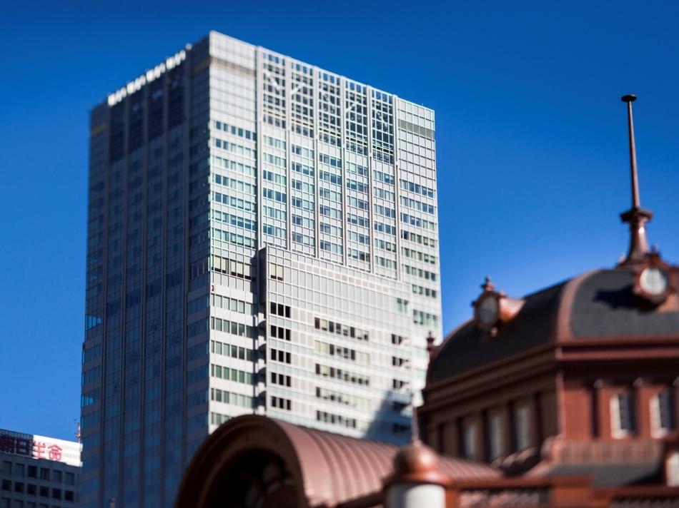 【楽パック★イチオシ】東京駅上空ステイ・全室27階以上の高層ホテル