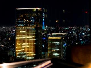 東京スカイツリー(R)側確約!まるで浮いているような景色を楽しめる「コーナーキング」