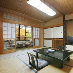 東館 和室12畳【バス・シャワートイレ付】