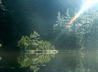 【楽天限定♪】基本プランです。上高地始まりの地。平地ハイキングで楽々自然体験♪聖地明神館♪