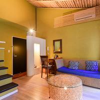 【瑠璃】青い陶器風呂のお部屋(3階)