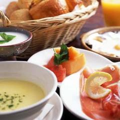 【朝食付・夕食無し】☆朝ごはんフェスティバル全国3位に輝く☆女性に好評の朝食が楽しめる