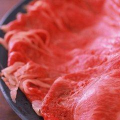 【ご当地グルメ】湯原特産「まぼろしの青大豆」を使った豆乳しゃぶしゃぶを楽しむ♪☆千屋牛ステーキ付!