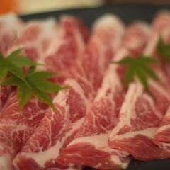【イベリコ豚鍋】良質なイベリコ豚を湯原産の青大豆味噌で味わう♪お料理重視の方必見★