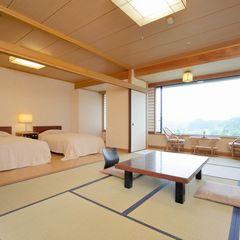 【禁煙】【山村別館】広々15畳和室または和洋室