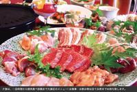 【平日限定】桜満開・国産霜降り牛食べ放題&飲み放題!牛タンステーキもプレゼント【露付10畳2間】