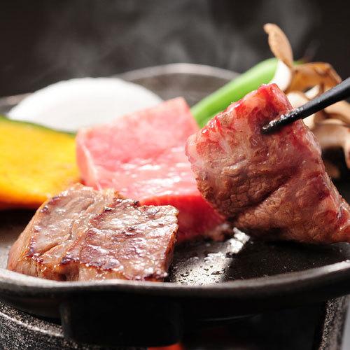 【特選】国産牛陶板焼きたっぷりプラン<美味しいお肉をお腹いっぱい食べたい方に>