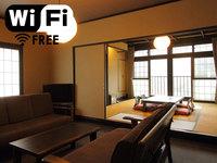 禁煙室【和洋室】和室10畳+ベッドルーム+リビングルーム