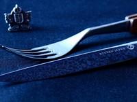 【パブディナープラン】龍泉ナイフを堪能 厚切りステーキディナー
