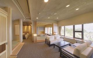 特別室「星濤居」(温泉+和室+リビング+書斎+ベッドルーム)