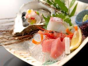 ★スペシャルスタイル★ 日本海を贅沢に楽しむ特選会席 1泊2食プラン