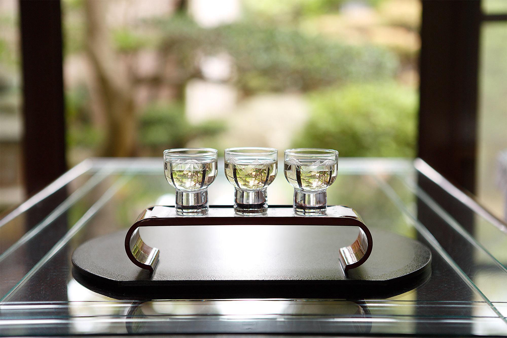 美味しい料理にある福井の地酒