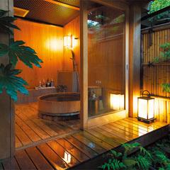 離れ◇庭園露天風呂付客室【松風庵】