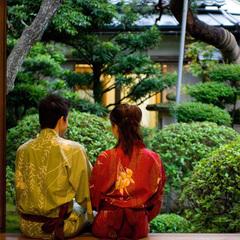 □離れ◇松風庵に泊まる□伝統客室にうっとり。