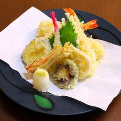 「早割21」早期予約でお造りor天ぷらの盛り合わせ付き!