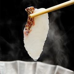 〜旬の味覚を食べつくす〜鯛しゃぶ&鯛舟盛付懐石