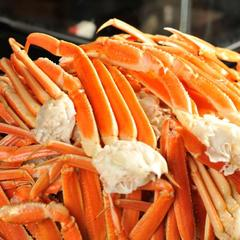 【お一人様半額】カップルデート♪飛騨牛ステーキ付&本ずわい蟹食べ放題のバイキング!嬉しい5大特典付
