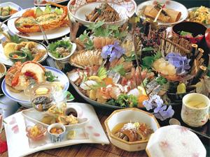 【海賊グルメプラン】お魚屋さんだからこそ、贅沢な鮮度でご提供♪みんなで天草大満足★