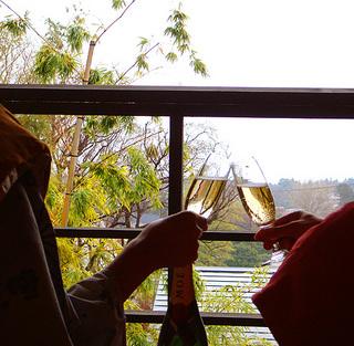 ≪4つの特典付≫■ お祝いプラン■極上の露天付温泉宿で特別な日を過ごす