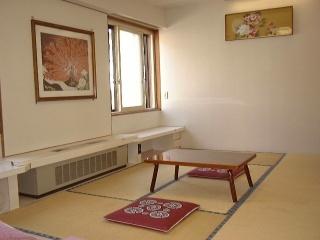 和室9畳 (バストイレ付・黒湯温泉有)