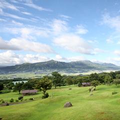 【春夏旅セール】【素泊まり】阿蘇山を一望できるお部屋と温泉を満喫!