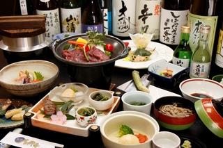 【旬菜】美味!旨みがぎゅっ♪信州名物【馬肉陶板焼ステーキ】
