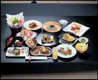 【年末年始】旬のお料理と温泉で和みのお正月☆