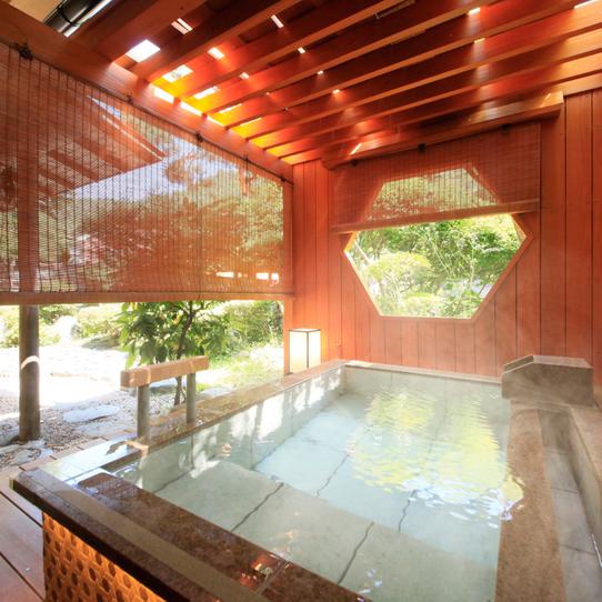 【源泉掛け流し露天風呂付客室】盛岡の奥座敷「つなぎ温泉」でプライベートな空間を堪能
