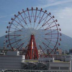 【朝食付】室数限定!高層階桜島側プラン