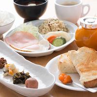 定番◆手づくり朝ごはん付き♪スタンダードプラン〜福井県産のコシヒカリ&自家製パンやおかずが自慢!