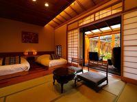 B Type  和室(低床ベット)+サンルーム