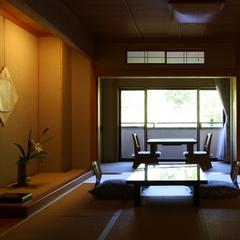 【翠】特別和室12畳+3畳次の間広縁付