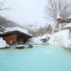 【泡の湯会席】メインは選べる石焼料理 ■大自然の中でにごり湯を愉しむ基本プラン■【温泉】