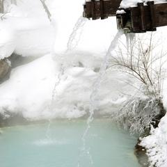 【3名以上がお得】広さ70畳の大露天風呂でにごり湯を満喫 <夕食は泡の湯会席>
