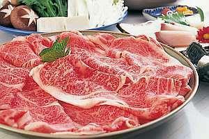 【現金特価】 ♪自家製野菜と米☆但馬牛しゃぶしゃぶプラン♪