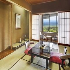 【四季亭プラン】 標準和室 10畳+広縁/4名定員
