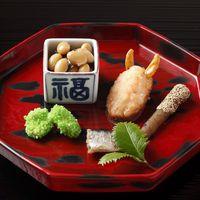 【とち旅】ほど良い量のお献立・「旬菜健美」プラン